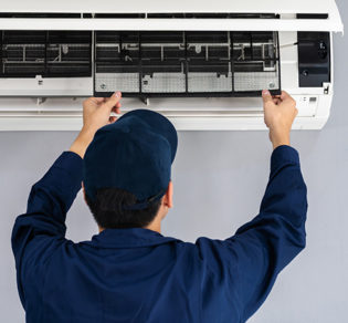 Entretien climatisation et nettoyage